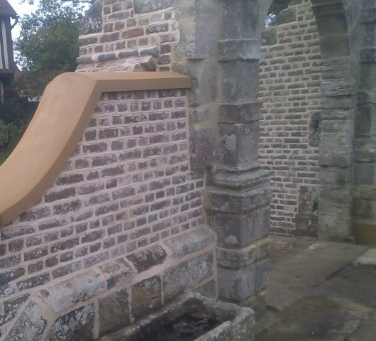Coping Stone repair Kent